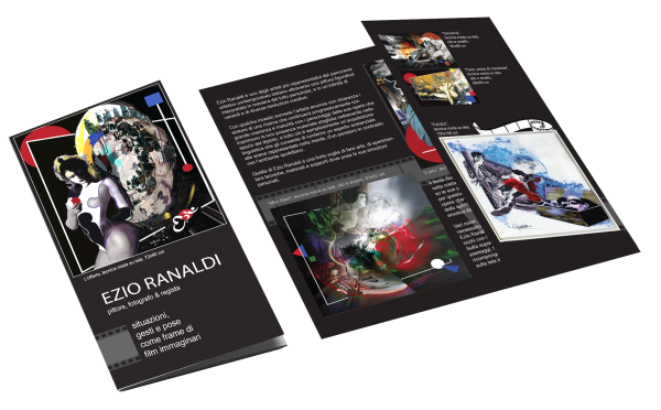 Brochure per artisti