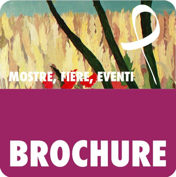 Brochure per artisti online - Realizzazione grafica
