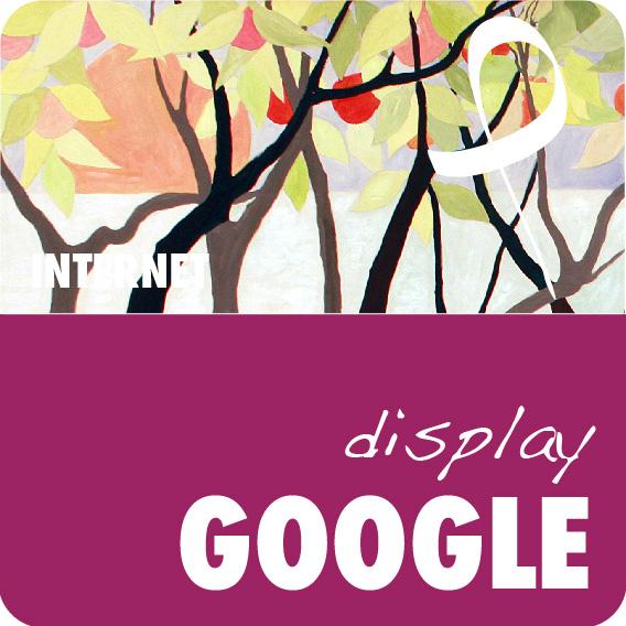 Campagna Google Display - Promuovi la tua arte su Google