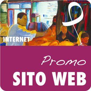 Sito web d'artista - Acquista adesso